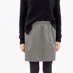 Madewell Jacquard Party Skirt, XS